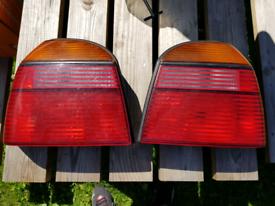 VW Golf MK3 rear lights