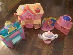 Toys for girl all 5 items for $ 30.00