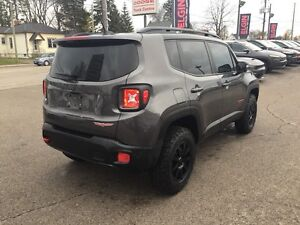 2016 Jeep Renegade Trailhawk***Leather,B-up Cam,4x4*** London Ontario image 5