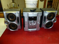 Sony Mini Stereo System MHC-GX25 (with remote)