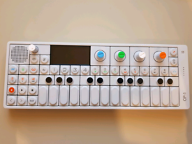 Teenage Engineering OP-1 with official case and accessories