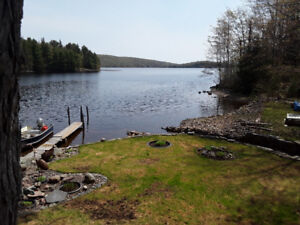Cottage at Tunnel Lake  $130,000.00