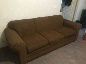 Well used couch