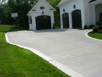 Concrete - Landscaping & Bobcat Services - Best Rates in Town!