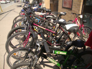 BIKES BICYCLES FINAL CLEARANCE HALF PRICE OR LESS