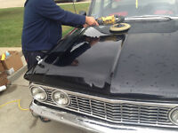 SPECIALIZING IN POWER POLISHING CLASSIC AND SHOW VEHICLES!