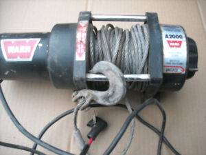 winch 12 volts