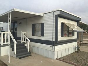 12x60 Mobile  home for sale in Yuma 55 plus