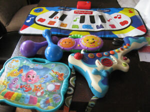 musical toy lot for babies