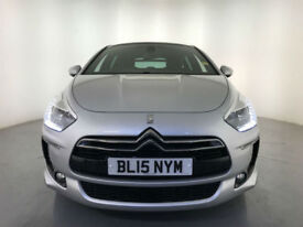 2015 CITROEN DS5 DSTYLE BLUEHDI DIESEL LEATHER INTERIOR SERVICE HISTORY