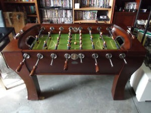 Sportcraft Foosball Table