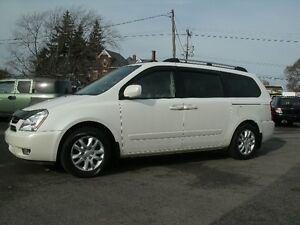 2006 Kia Sedona EX: Leather, Sun Roof, Only 116K, Must See! Oakville / Halton Region Toronto (GTA) image 3