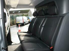 2017 Vauxhall Vivaro 2900 1.6CDTI BiTurbo 125PS Long Wheelbase L2 H1 Sportive Do