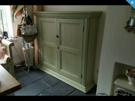 Original school cupboard
