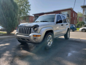 2003 Jeep Liberty Limited Fully Loaded