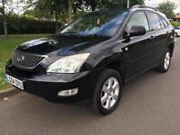 Lexus RX 2004 300 3.0 AUTOMATIC BLACK