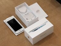 Iphone 5 white and silver 32gb