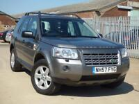LAND ROVER FREELANDER 2 4X4 TD4 LOW MILEAGE