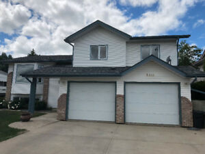 Family home in Camrose for rent!