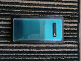 SAMSUNG GALAXY S10 PRISM GREEN. UNLOCKED.
