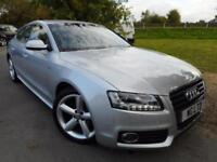 2010 Audi A5 2.0T FSI 180 S Line 5dr Full Audi History! Xenons! 5 door Hatch...