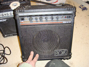 1 Electric Guitar amp for sale Strathcona County Edmonton Area image 1