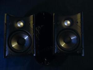 2-  Polk Audio -  Bookshelf Speakers