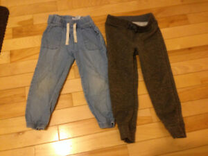 pants - 4T - girl - great condition