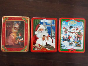 collectable Tins 1990's to 2000
