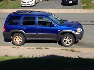 2006 Mazda Tribute All power options, AWD,