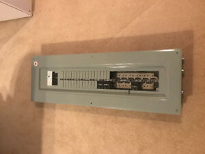 Seimens 200 amp electrical panel for sale