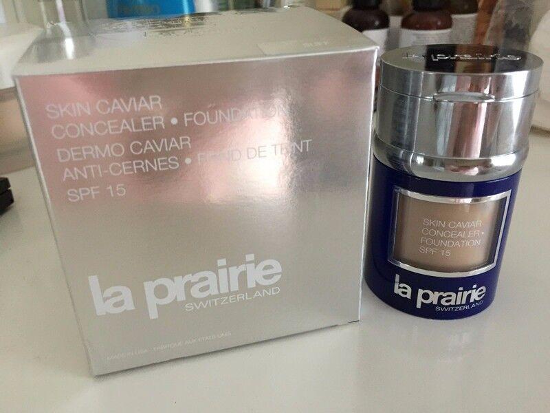 La Prairie Skin Caviar Concealer Foundation SPF15 BUFF