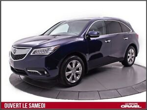 2016 Acura MDX Elite Package AWD - GPS - TOIT