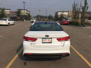 2016 Kia Optima EX Tech 14500 kms 42 month factory warranty
