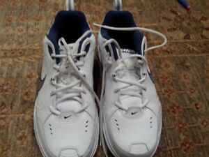 Brand New Nike Air Monarch-White-Size 11.5 Wide(2E)