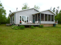 COTTAGE - 2.35 ACRES WITH 350 FEET OF OCEAN FRONTAGE