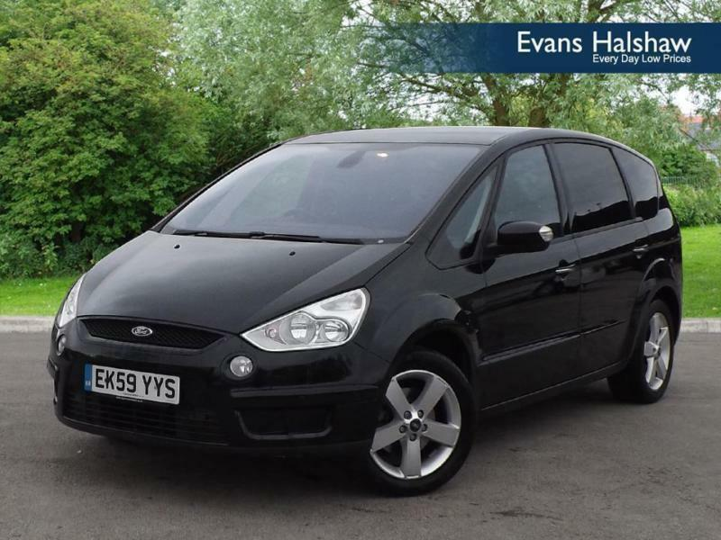 2009 ford s max ford s max 2 0 titanium 5dr petrol in. Black Bedroom Furniture Sets. Home Design Ideas