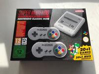 Nintendo mini snes