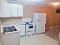 1 Bedroom basement suite with garage in Brock - available now