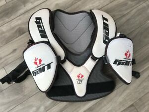 Gait Shoulder Chest Pads