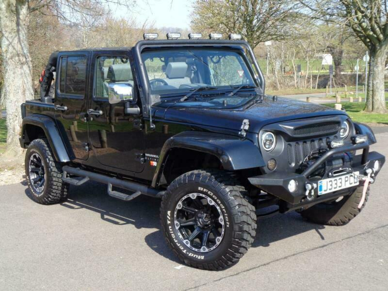 2010 Jeep Wrangler 2 8crd Ultimate Unlimited Gumtree