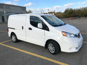 2018 NISSAN NV200 CARGO COMPACT SV