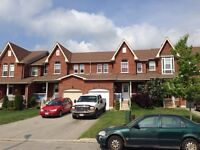 Townhome for rent in alliston!