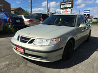 2005 Saab 9-5 Sedan 23T **SPORT  *FULLY LOADED *ACCIDENT FREE