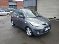 2009 59 HYUNDAI i10 1.2 COMFORT ONLY 69,000 MILES WARRANTED