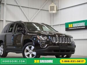 2016 Jeep Compass High Altitude 4WD (toit ouvrant-cuir)