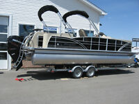 LARGEST PONTOON SALE IN ALL MARITIMES @