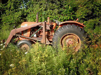 NUFFIELD 4/65 for parts or restoration