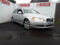 2013 62 VOLVO V70 1.6TD (115bhp) (S/S) POWERSHIFT ES.FULL SH.RECENT TIMING BELT.