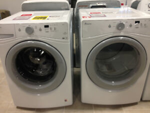 Amana frontload washer/dryer combo
